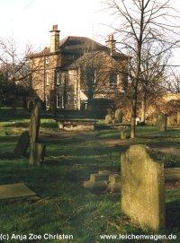 Das Gasthaus neben dem Friedhof
