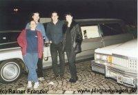 Sandra, Rainer, Stephan und ich